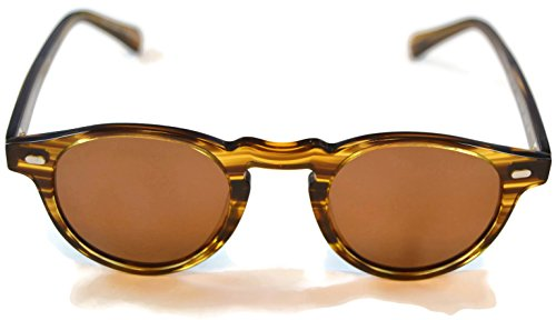 Oliver Peoples OV5186 Gregory Peck Sunglasses color 1011 - Oliver Peoples Peck Gregory Sunglasses
