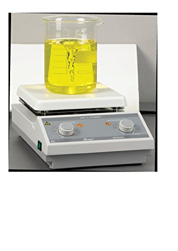 ic Stirrer,heating, 1500rpm, 5000ml (Compact Magnetic Stirrer)