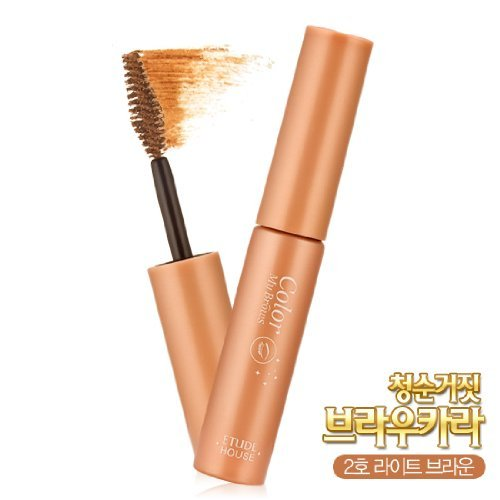 ETUDE HOUSE COLOR MY BROWS No. 2 Light Brown