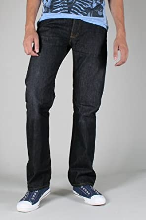 494444dc Levis® 501® - Iconic Black Jeans - Ships in ''24'' Hours, Size: 40W x 30L:  Amazon.co.uk: Clothing
