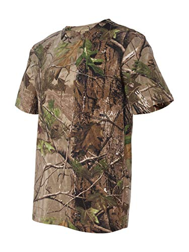Code Five - Adult Realtree Camo Tee - 3980 - XL - RealTree APG