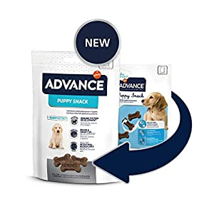Advance Snacks Para Perro Puppy – Paquete de 7 x 150 gr – Total 1050 gr
