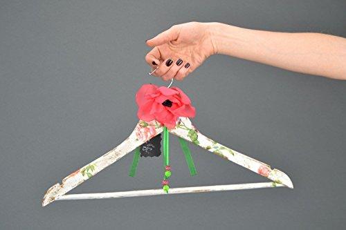 Handmade Decorative Clothes Hanger