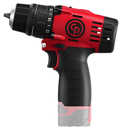 Chicago Pneumatic CP8528 3/8'' Cordless Drill Driver, Red/Black by Chicago Pneumatics