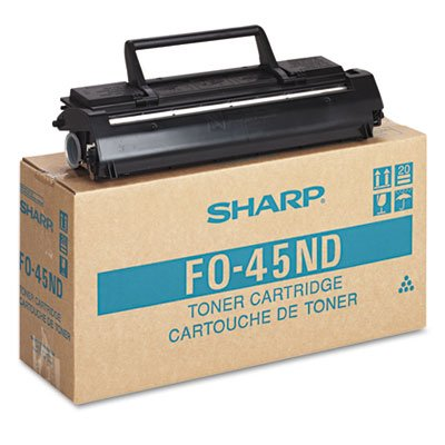 FO45ND Toner/Developer Cartridge, 6500 Page-Yield, Black, Sold as 1 Each