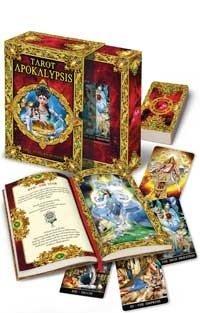 Fortune Telling Tarot Cards Apokalypsis Deck Gain Wisdom Higher Awareness From Greece Egypt Rome