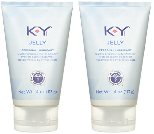KY Jelly Personal bTYwuD Water Based Lubricant, 2 Pack
