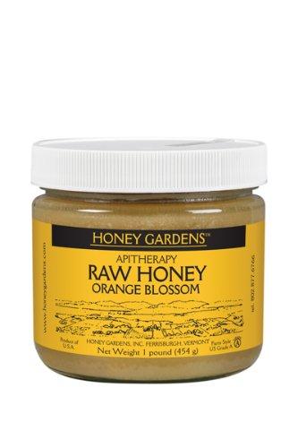Мед сады медом Orange Blossom, 1-фунт