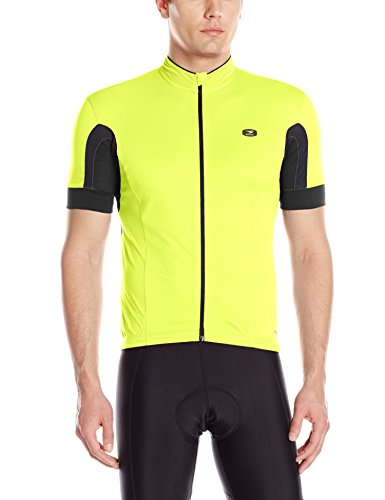 Sugoi Men's Evolution Jersey, Super Nova Yellow, Large
