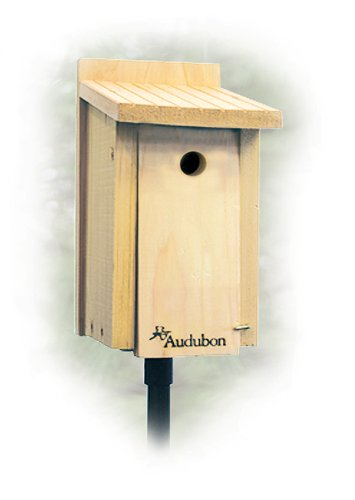 - Cedar Wood Wren/Chickadee House