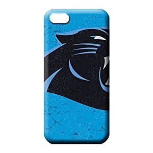 iPhone 4/4s case Snap-on skin cell phone carrying shells carolina panthers nfl football