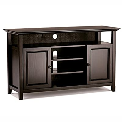 Simpli Home Amherst Collection TV Media Stand