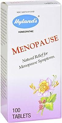 Amazon.com: Hylands la Menopausia – Alivio natural para la ...
