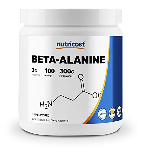 Nutricost Beta-Alanine Powder
