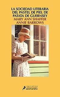 Book Cover: La sociedad literaria del pastel de patata de Guernsey