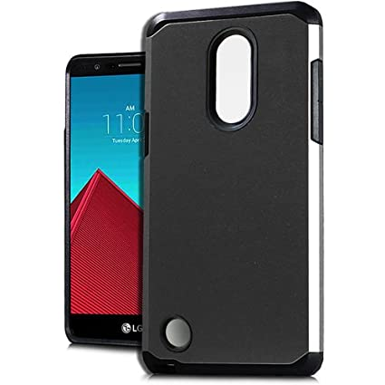 Amazon.com: Funda de silicona para Tracfone LG Rebel 3 ...