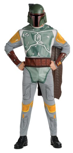 Rubie's Costume Men's Star Wars Adult Boba Fett