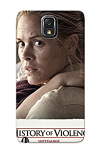 Ambleihp Galaxy Note 3 Well-designed Hard Case Cover A History Of Violence Protector