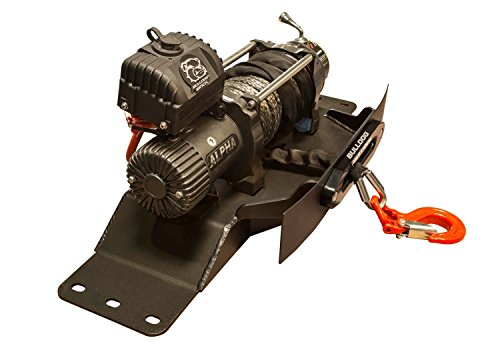Ford Winch (MAGNUM HWCH001FD Ford Raptor Hidden Winch Kit)
