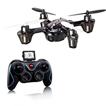 Holy Stone Mini RC Quadcopter Drone with 2MP Camera 2.4GHz 6-Axis Gyro RTF Includes Bonus Battery