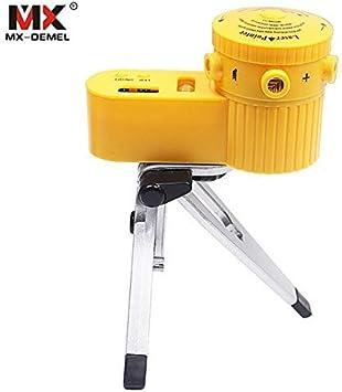 Ajustable de múltiples funciones Laser plástico enderezamiento herramienta trípode línea máquina de medición Útil Horizontal Vertical HAOSHUAI