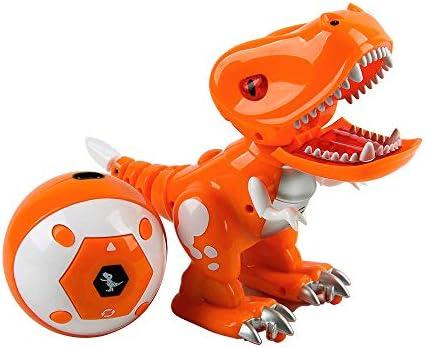 Lifelike Electric Dinosaur Walking Toy Roar Sound Battery Powered Action Figures
