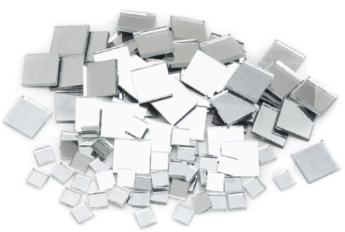 60 Mosaic Mirror Assorted (Assorted Mirror Tile)
