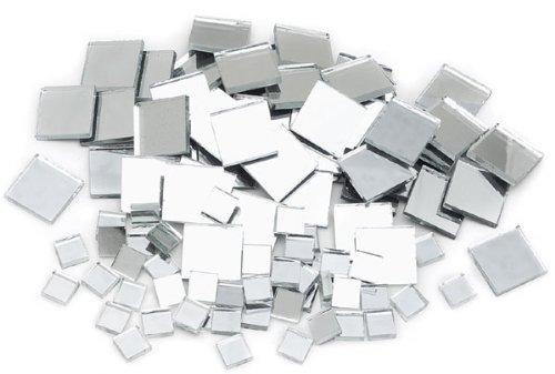 60 Mosaic Mirror Assorted Tiles