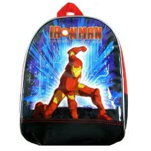 Amazon.com: Iron Man Armored Adventures Toddler Small