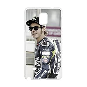 SamSung Galaxy Note4 White Valentino Rossi phone cases&Holiday Gift