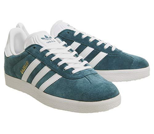 White Blue Gazelle Footwear Footwear Petrol Men White Adidas Shoes Night tzw451