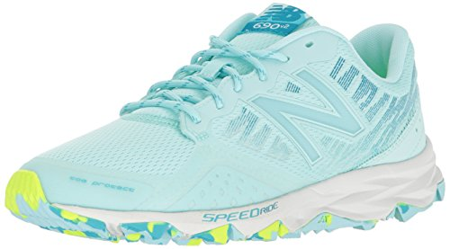 Women's Glo Ozone Lime Trail Balance 690v2 Shoes Running Blue New Glo 5nxqPA18wf