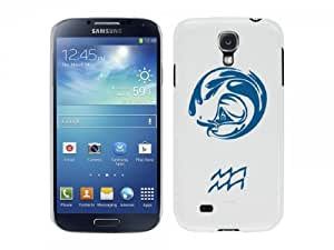 Cellet Proguard Case with Aquarius for Samsung Galaxy S4 - White