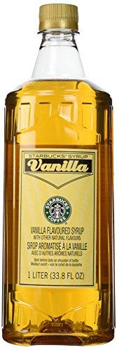 Starbucks Vanilla Syrup ()