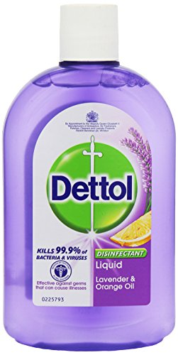 Dettol Antiseptic Liquid Lavender & Orange Oil 500ml ()