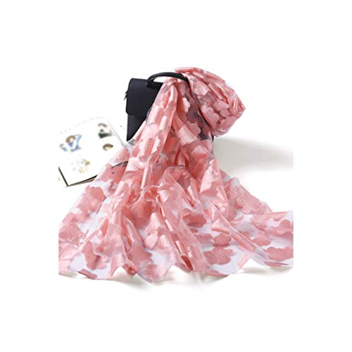 Conditioning Styler - Silk Scarf Sun Protection Long Korean Scarves Spring Autumn Air Conditioning Dual Use Shawl H3169,Styler