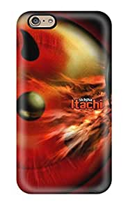 Top Quality Case Cover For Iphone 6 Case With Nice Animes Naruto Shippuden Gaara Appearance