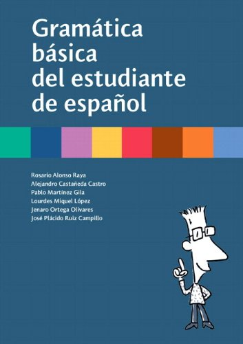 Gramática básica del estudiante de español Plus Spanish Grammar Checker Access Card (one semester)