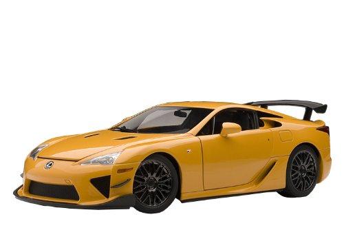 1/18 レクサス LFA ニュルブルクリンク パッケージ オレンジ 「シグネチャーシリーズ」 78836