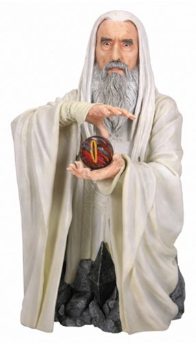 Lord of the Rings Gentle Giant Mini-Busts Saruman