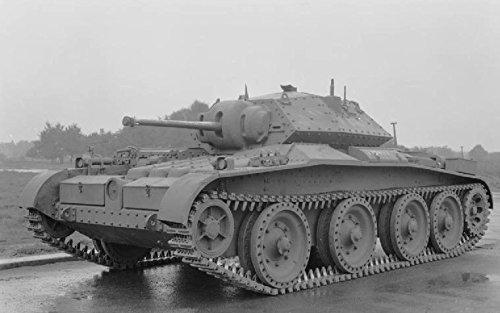 - Home Comforts Laminated Poster A British, Cruiser Mk V Covenanter III (A13 Mk III) Tank Vivid Imagery Poster Print 24 x 36
