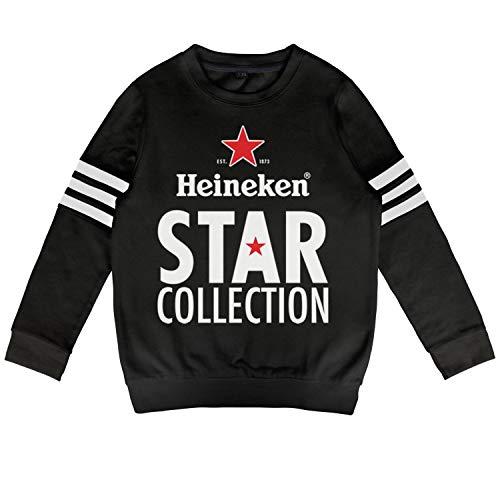 Ruslin Kids Sweatshirt Heineken Costume for Boys Or Girls