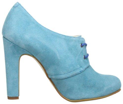 Azul cuero cordones W Azul Johannes blau Zapatos de para Skara S 9336 de Blau mujer d8qqPRHw