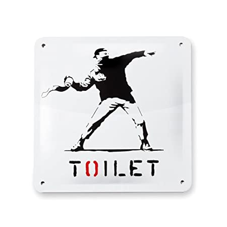 Donkey Products Cartel de Chapa - Toilet (Offline ...