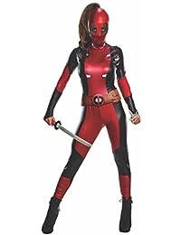 Rubie's Women's Deadpool Woman's Costume