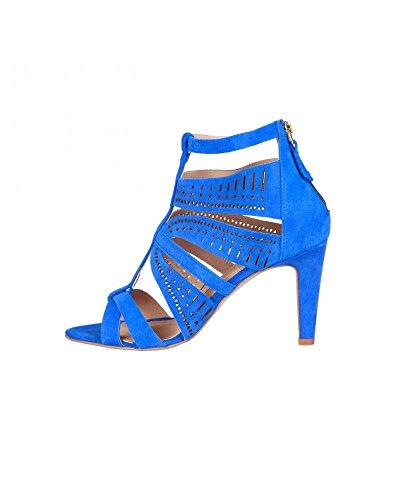 Pierre Cardin AXELLE Sandalette Damen Blau