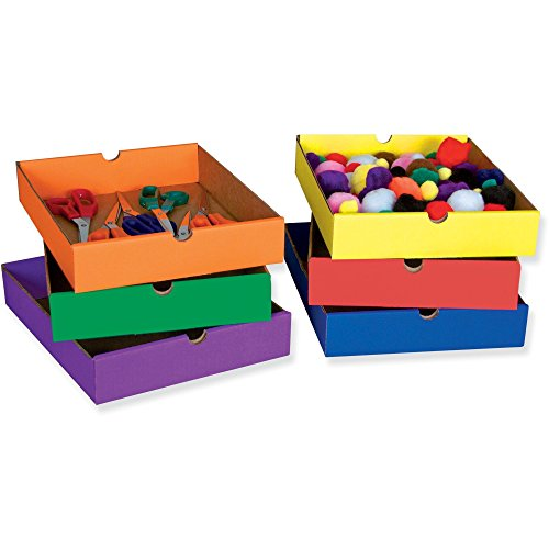 Pacon Six Shelf Organizer - Pacon 001313 Drawers,F/6-Shelf Organizer,12-1/2