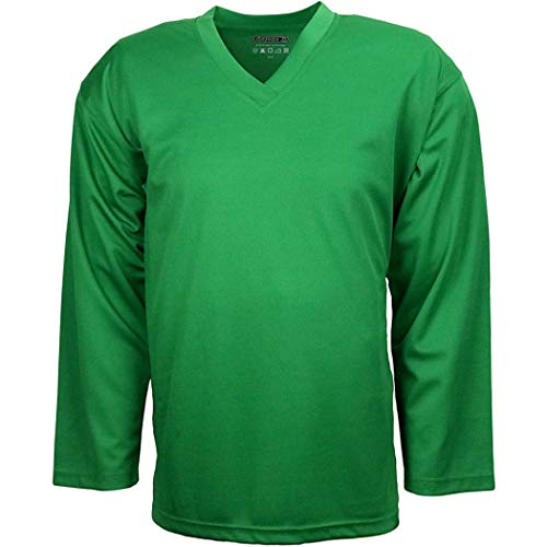 TronX Hockey Practice Jersey (Kelly Green Adult G)