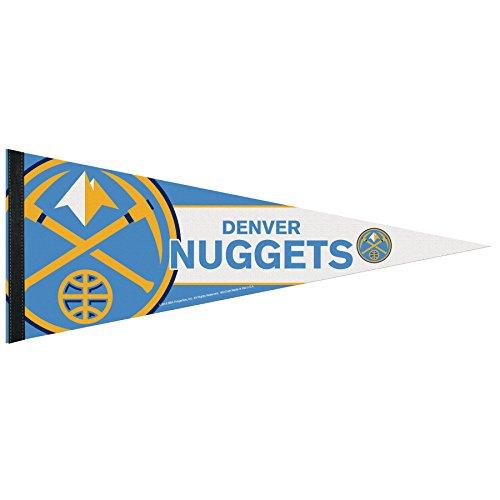 NBA Denver Nuggets Premium Pennant, 12 x 30