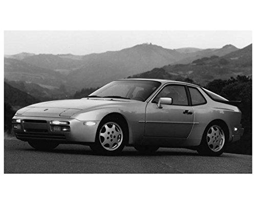 S2 Coupe (1990 Porsche 944 S2 Coupe Automobile Photo Poster)